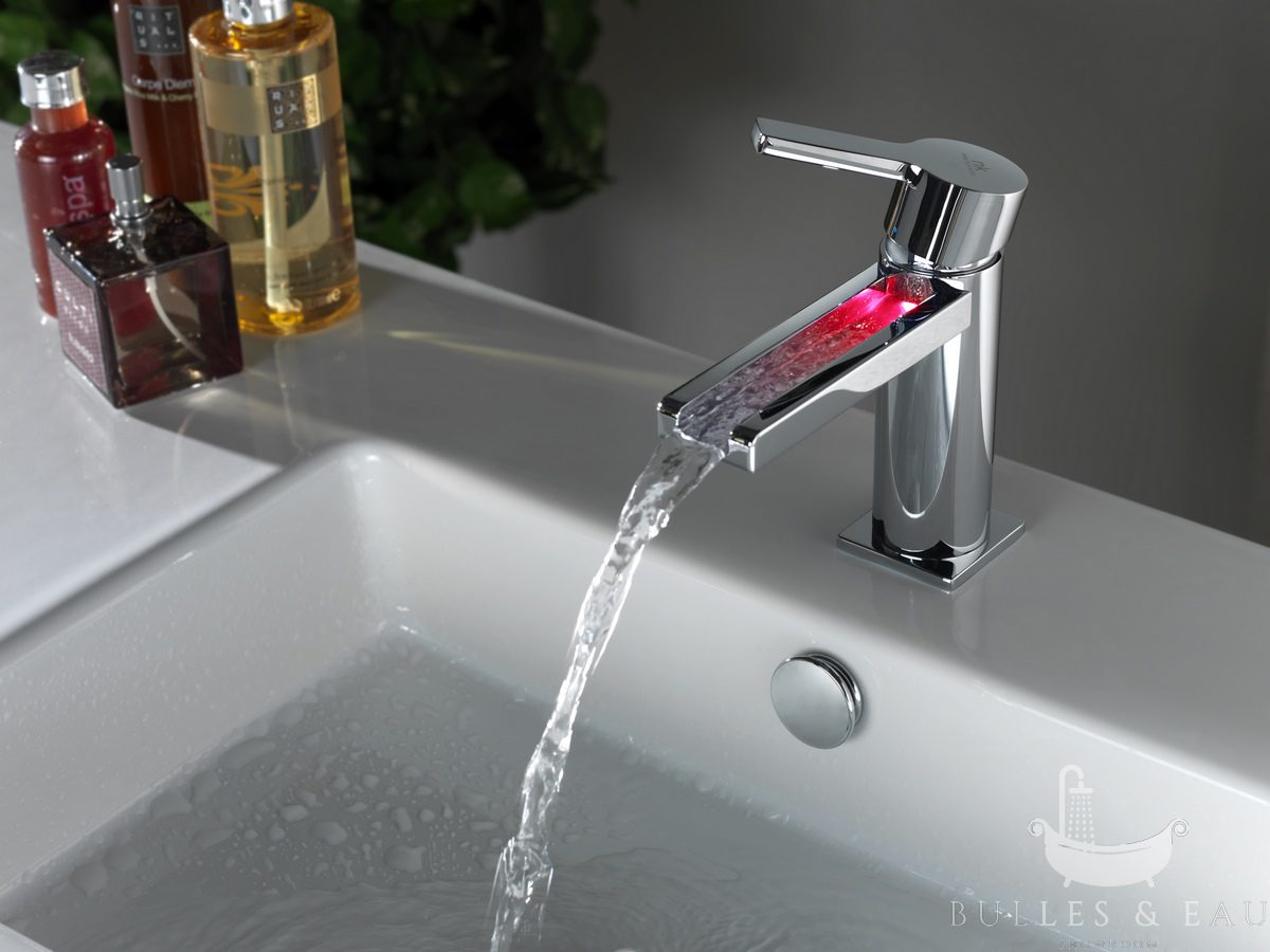 Robinetterie salle de bain annecy bulles et eau - Robinetterie design salle de bain ...
